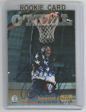 JERMAINE O'NEAL 1996 Score Board Rookie Autograph SP RC AUTO Signed ON CARD !!