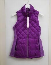 Lululemon Down For A Run Vest NWT Size 6 TEVI Tender Violet Slim Fit Purple