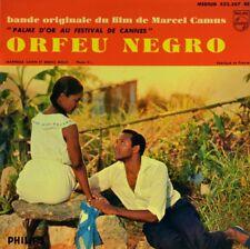 """7"""" BRENO MELLO MARPESSA DAWN Orfeu Negro MARCEL CAMUS OST Bossa Nova PHILIPS '59"""