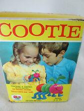 Vintage 1972 Schaper Cootie game 200B