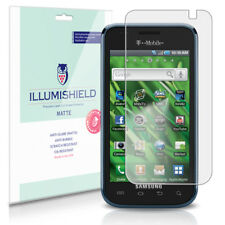 iLLumiShield Anti-Glare Screen Protector 3x for Samsung Galaxy S Vibrant 4G