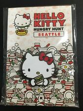 Hello Kitty Seattle Hungry Hunt Collectible Pin: Sandwich (DP-A)
