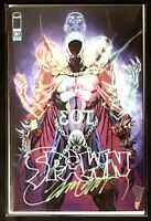 SPAWN #301 J SCOTT CAMPBELL VARIANT SIGNED W/COA SEALED NM 2019