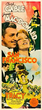 San Francisco Movie Poster Insert 14x36 Replica