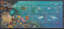 Australien - Michel-Nr. Block 20 gestempelt/o (Unterwasserwelt / Sea Life)