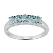 Blue Not Enhanced Topaz Fine Jewellery