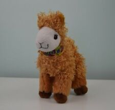 Llama Plush Stuffed Animal Toy ABC Bakers New England Toy Be Unique You