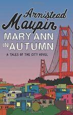 Mary Ann in Autumn (Tales of the City),Armistead Maupin