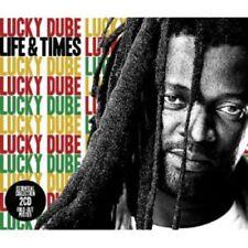 Lucky Dube - Life & Times [New CD] UK - Import