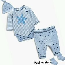 NEXT Striped Outfits & Sets (0-24 Months) for Boys