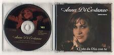 Cd ANNA DI COSTANZO Ci sto da Dio con te SANREMO giovani 96 Cds single singolo