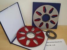 Cassette Bobine Tape Reel NAB F. REVOX STUDER m15a Teac Tandberg ART-Nº lj6