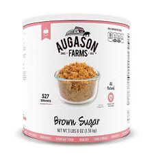Augason Farms Brown Sugar #10 Can, 56 oz