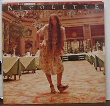 Nicolette / Nicolette Larson 33RPM BSK-3243 Warner Bros.  112516LLE