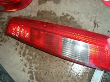 Fiesta Van 2004 O/S rear light
