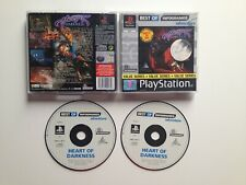 Heart of Darkness  (PAL, CB) - Sony PlayStation 1 / PS1 / PSX