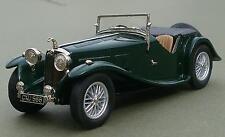 Lansdowne Modelos 1938 Ac 16/80 Sports Roadster Verde