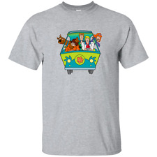 Scooby Doo, Cartoon, Hanna Barbara, Mystery Machine T-Shirt
