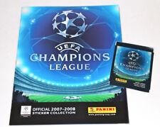 Panini UEFA Champions League 2007/2008 07/08 - vacío álbum Empty álbum Mint!