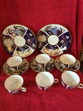 Extremely Rare Machin Newhall Part Tea Service. Pattern 221. C 1815