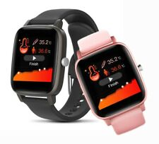 Colmi Thermometer Smart watch Fitness Tracker All-in-One HD Waterproof Safe 2020