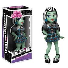 Funko - Rock Candy: Monster High - Frankie Stein Vinyl Action Figure New In Box