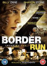 Border Run (DVD) (NEW AND SEALED) (REGION 2)