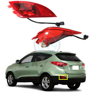 Fit For Hyundai Tucson /ix35 2010-2014 Rear Bumper Light Tailights  Left Side