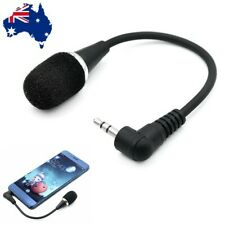 USB Microphone Mic For Go Pro PC Notebook Laptop Skype 3.5mm