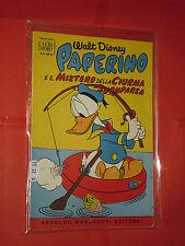 GLI ALBO D'ORO DI TOPOLINO-n° 35 -b-annata del 1956-originale mondadori- disney