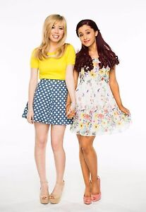 SAM & CAT 8 ARIANA GRANDE POSTER - A3 SIZE 297X420MM + FREE SURPRISE POSTER