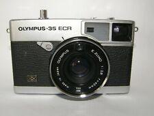 Olympus 35 ECR