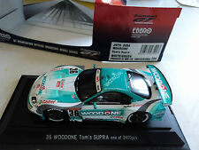 Ebbro 1/43 Toyota Supra #36 JGTC 2004 Wood One