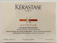 Full Size KERASTASE Nutritive Masque Magistral for Severely Dried-out Hair 200ml