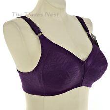 fa88e8a84f Bali Lift Underwire Bra Size 38c Style 6563 Purple Shade.  17.99 New. Bali  Double Support Spa Closure Wirefree Bra 3372 Size 40b Purple