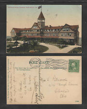 1909 CALIFORNIA MILITARY ACADEMY SANTA MONICA CAL POSTCARD