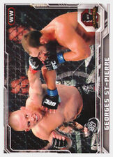 Georges St-Pierre Single Mixed Martial Arts Cards