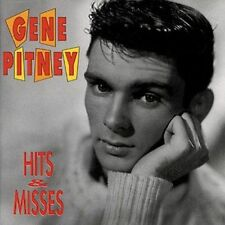 Hits & Misses by Gene Pitney (CD, Dec-1993, Bear Family Records (Germany))