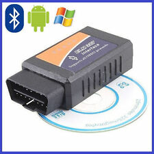 Diagnosi Auto Bluetooth x PC o ANDROID Samsung Galaxy S 3 4 5 6 7 J5 J7 Sony Z3