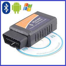 Diagnosi Auto Bluetooth x PC o ANDROID Samsung Galaxy S 3 4 5 6 7 J5 J7 Sony Z3