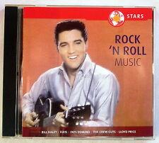 CD ROCK´N  ROLL Music - Bill Haley / Elvis / Fats Domino u.a.