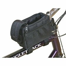 Bushwhacker Top Tube Frame Bag Cycling Crossbar Bike Pannier Bicycle Rack Pack