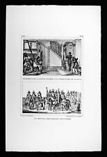 Debret Brazil Print - Coach Door for People of Court - Procomation Band - Rio
