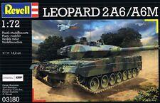 KIT REVELL 1:72 KIT DA MONTARE CARRO ARMATO LEOPARD 2A6/A6M 03180