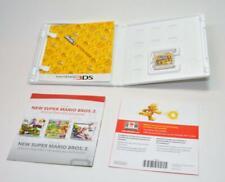 Super Mario Bros.2 game Nintendo 3DS w box artwork booklet