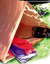 Tente leichtgewichtzelt de Secours Tente de survie rettungszelt