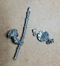 Warhammer Chaos Warrior Standard - Metal - Stripped