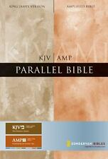KJV/Amplified Parallel Bible, Zondervan