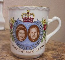 1983 WEATHERBY QUEEN ELIZABETH II & PRINCE PHILIP VISIT TO CAYMAN ISLANDS FAST