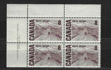 New ListingCanada Scott 461 Ul Pl #1 Mnh - 1967-72 Centennial Issue